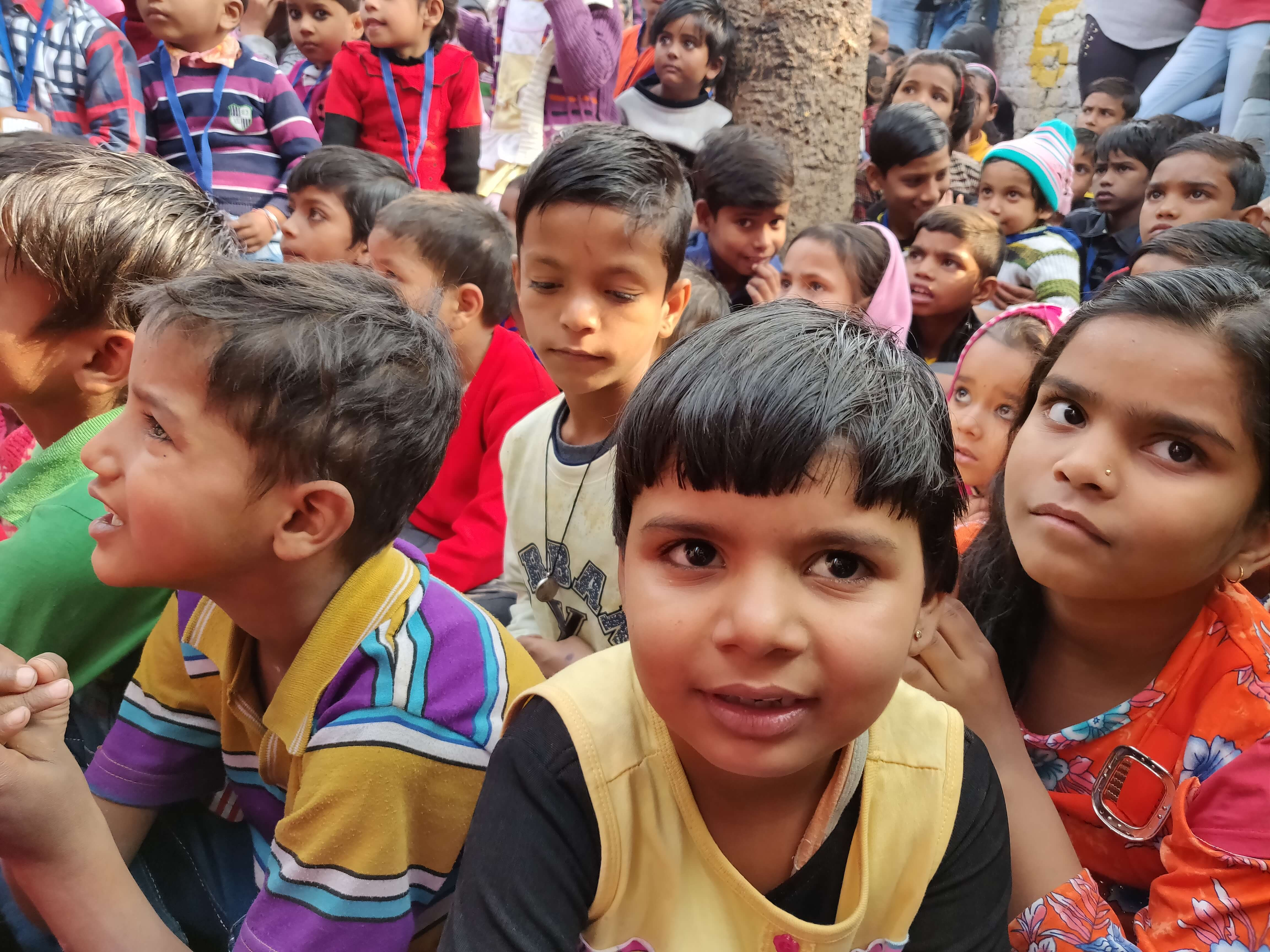 Blanket Donation Drive By Pehchaan The Street School