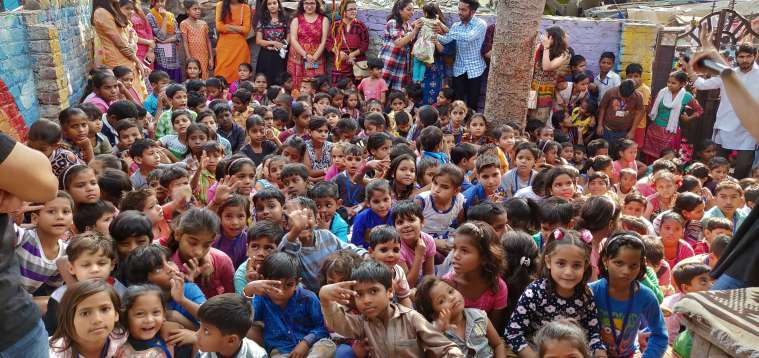 Donate to Pehchaan The Street school
