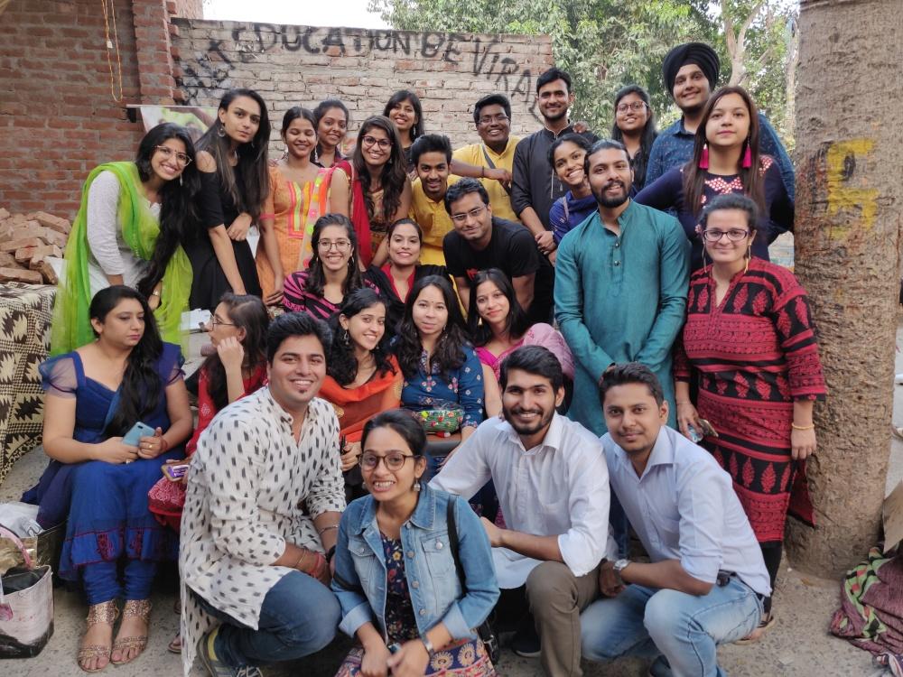 Team Pehchaan The Street School