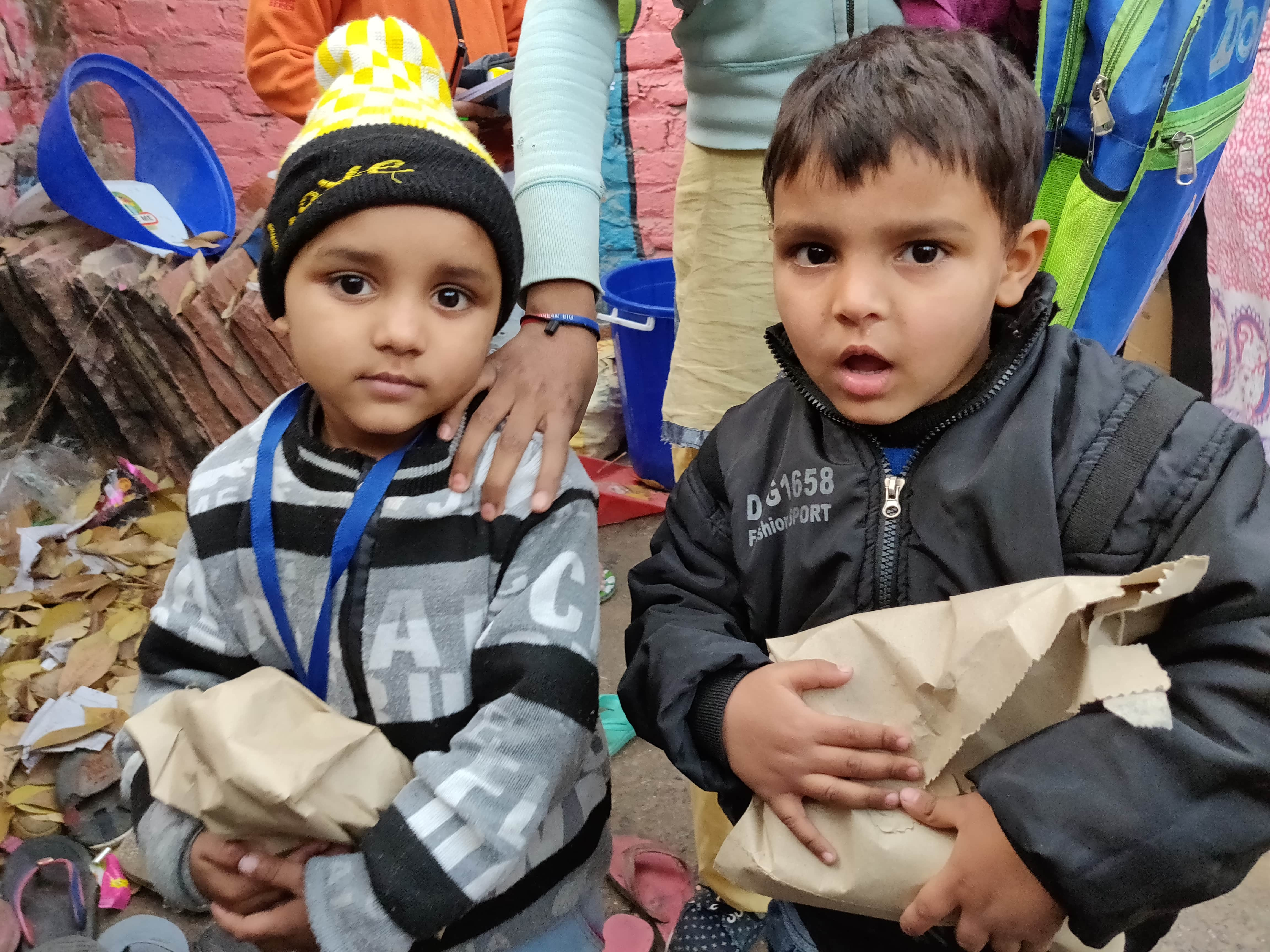 My First visit to pehchaan the street school - Nidhi