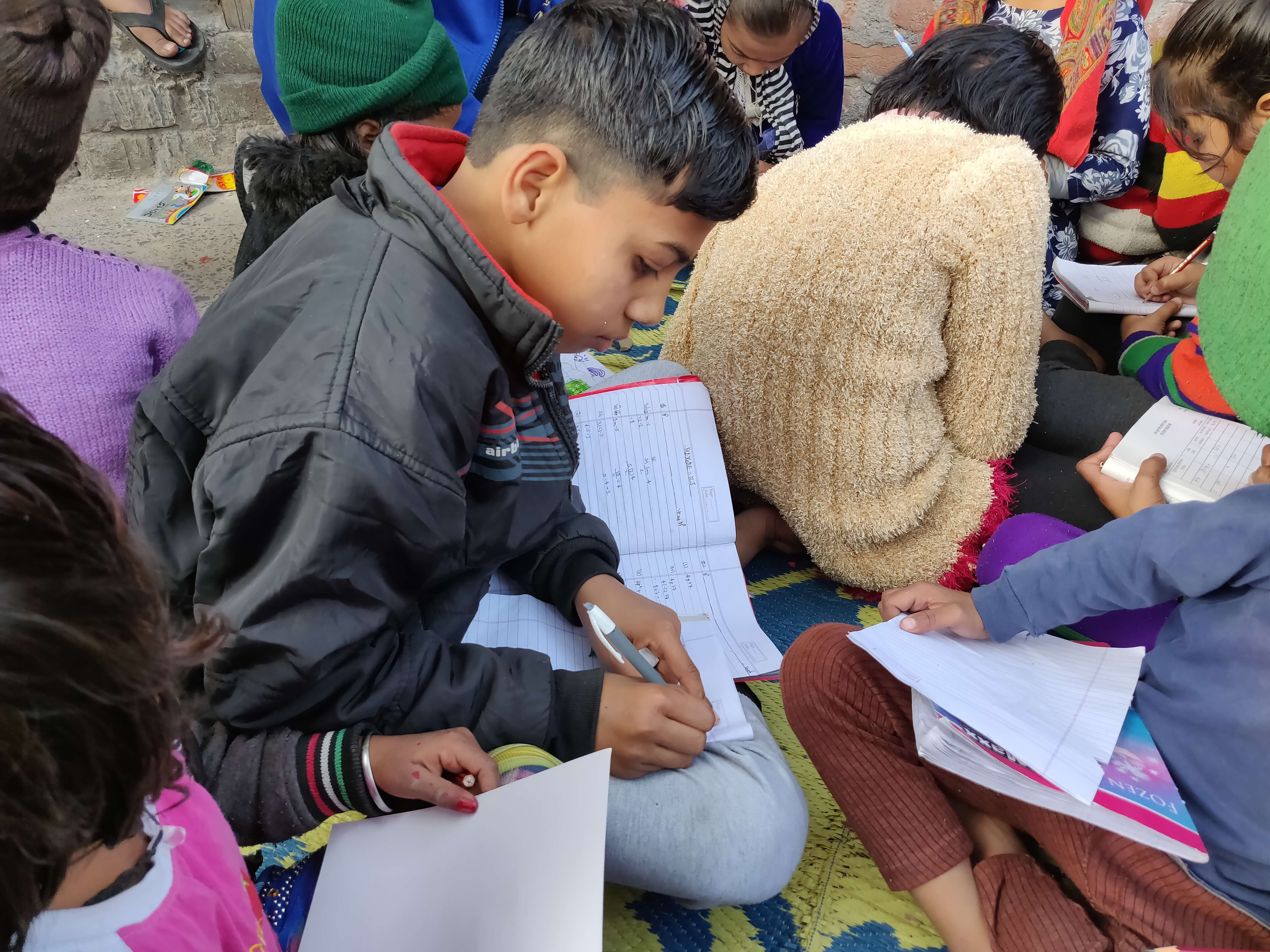 """Why I Work With Pehchaan """"The Street School"""""""