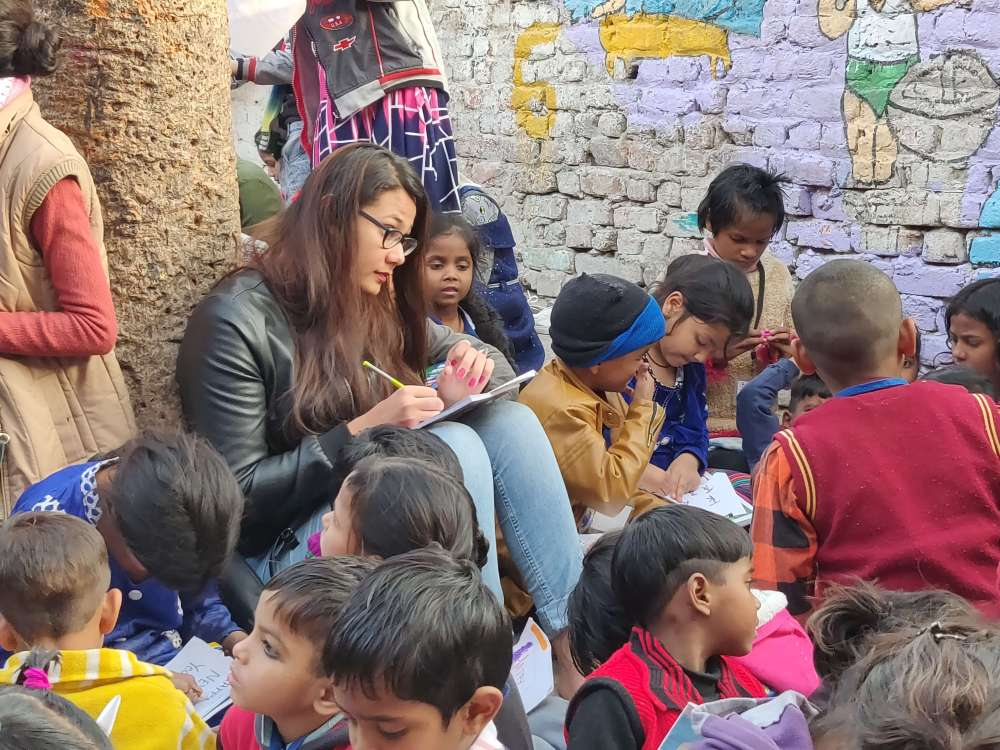 "Why I Work With Pehchaan ""The Street School"""