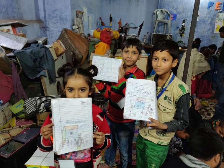 Students - Pehchaan The Street School