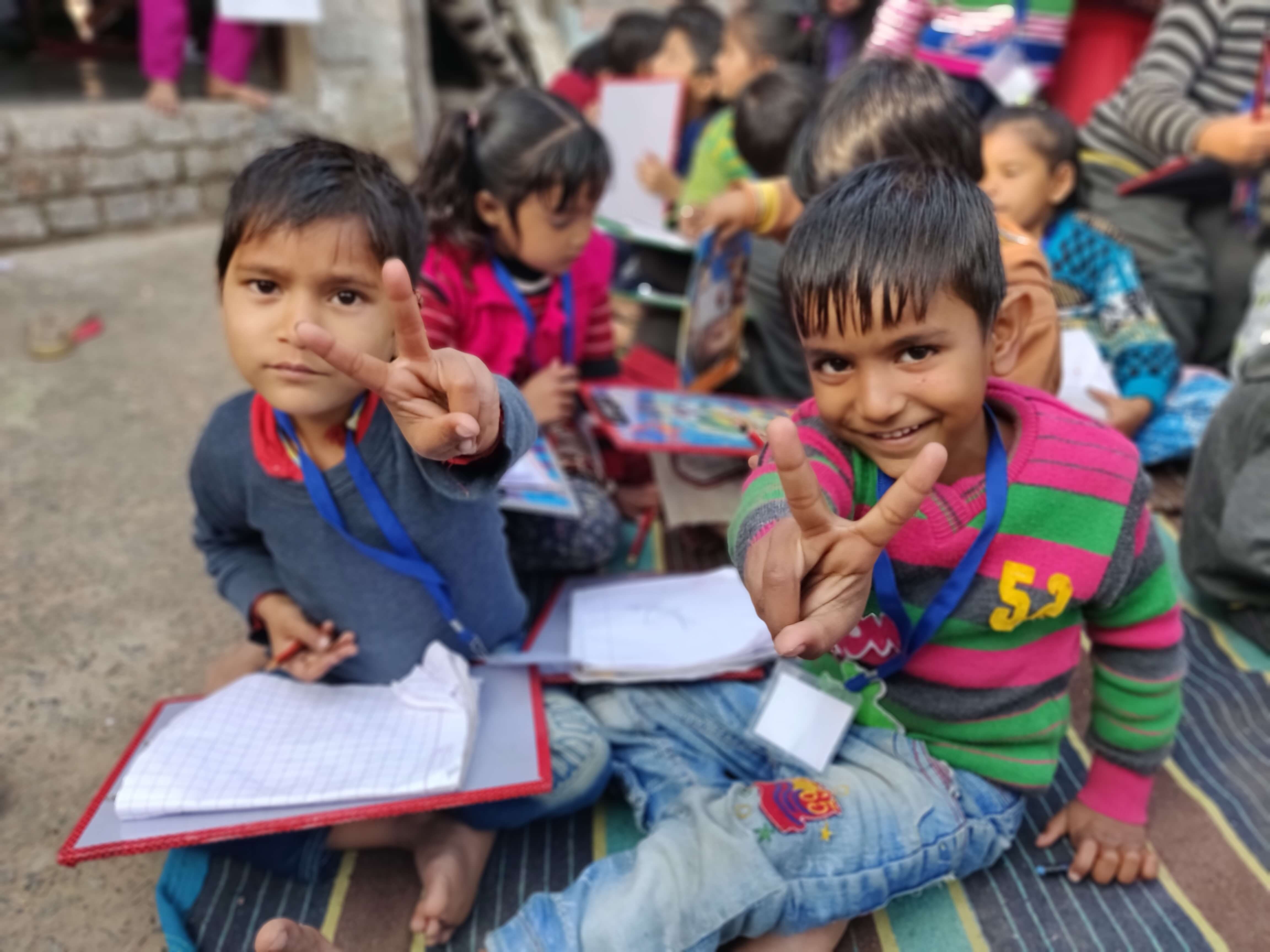 Slum - Pehchaan The Street School